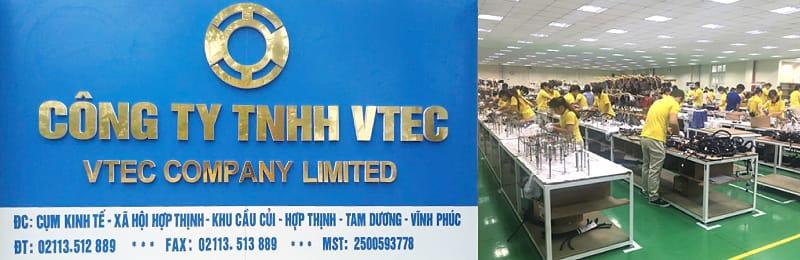 VTEC CO.,LTD.